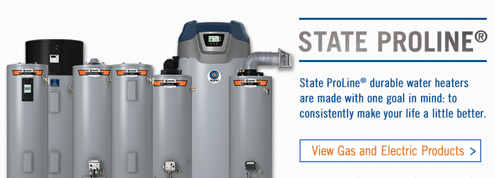 state proline find a residential water heater