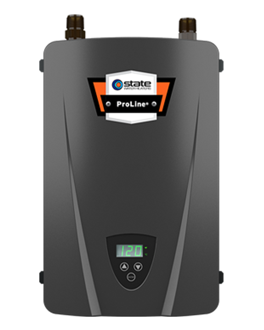 Electric Tankless 2-Chamber Water Heater