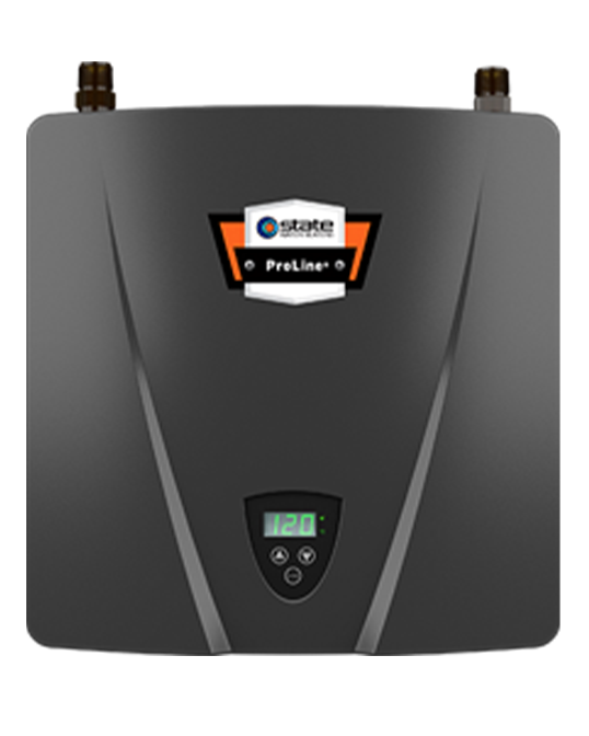 Electric Tankless 4-Chamber Water Heater