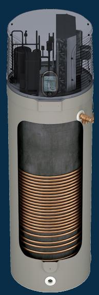 American Water Heaters Hybrid Electric Heat Pump