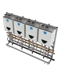 Tankless Rack Systems