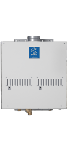GTS-910 Commercial Non-condensing Tankless